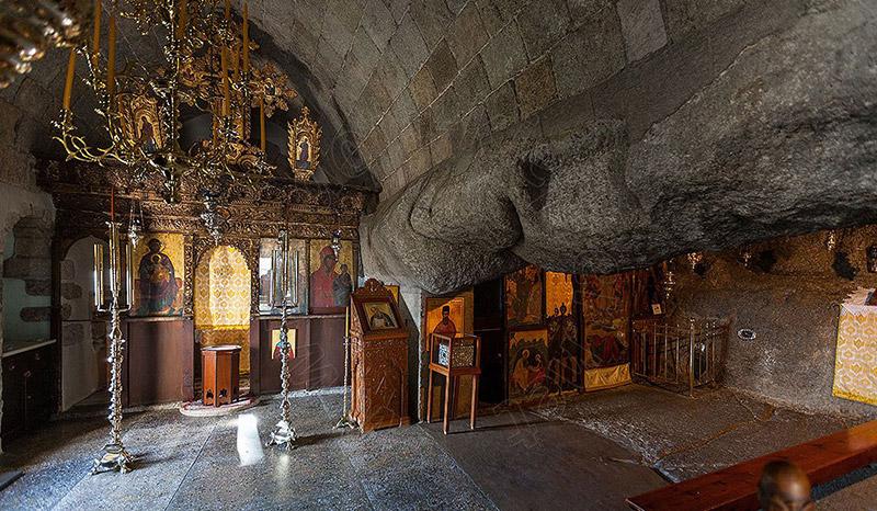 Cave of the apocalypse (PATMOS)